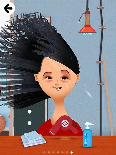 Toca: Hair salon 2 auf Deutsch