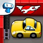 Tiny auto shop Symbol