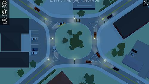 Traffic lanes 3 screenshot 1