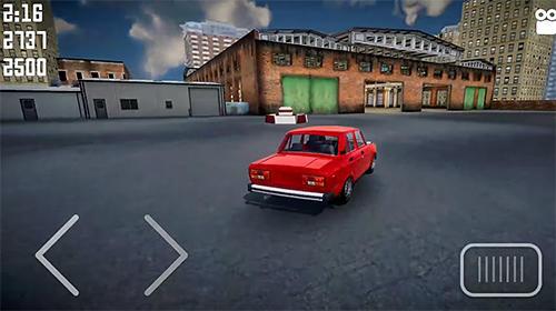 Lada drifting 2 VAZ drift screenshot 4