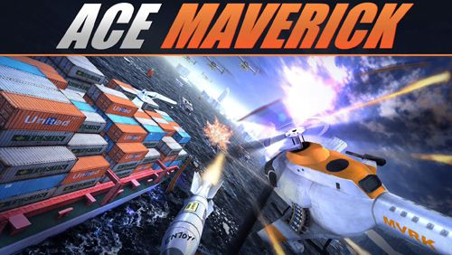 logo Ace Maverick