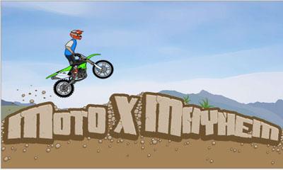 Moto X Mayhem Symbol