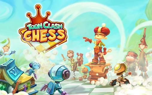 Тoon clash: Chess Screenshot