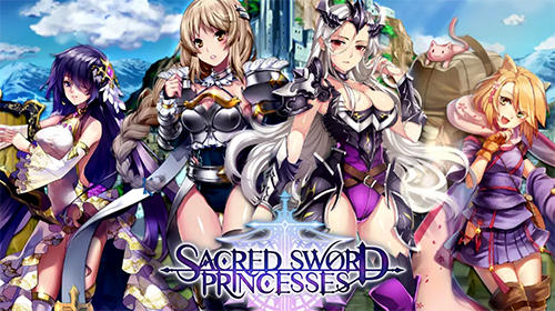 Sacred sword princesses captura de pantalla 1