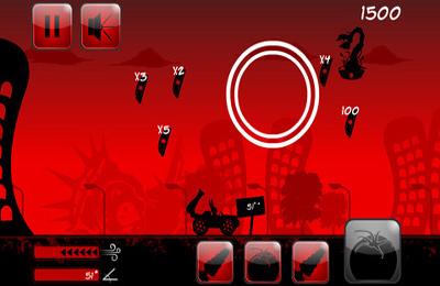 Arcade: Lade Hase gegen außerirdische Planzen auf dein Handy herunter