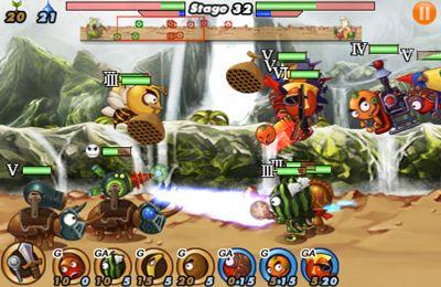 Arcade-Spiele: Lade Früchte-Insel: Der Anfang auf dein Handy herunter