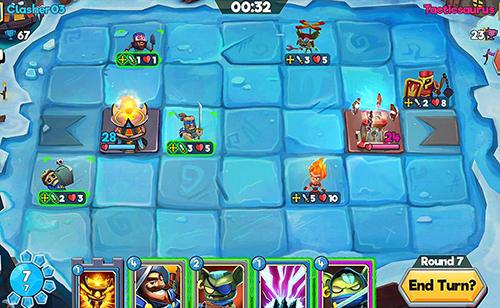 Clash tactics Screenshot