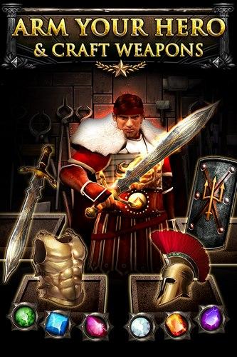 Game of war: Fire age screenshot 4
