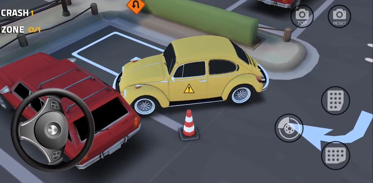 Parking: Revolution Car Zone Pro para Android