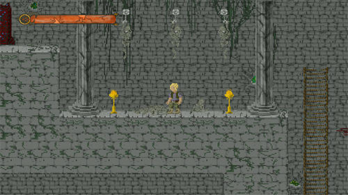 Gift of life: Key of Solomon Screenshot