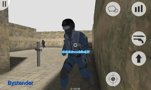 Murder game portable screenshot 1
