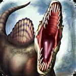 Dino zoo ícone