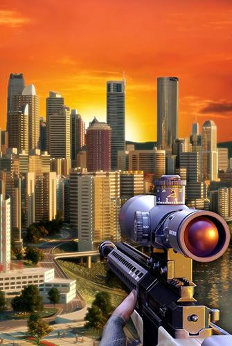 Sniper Sniper grounds: Kill the target auf Deutsch
