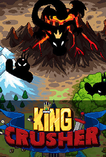 logo King crusher: A roguelike game