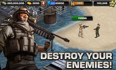 Modern War Online für Android