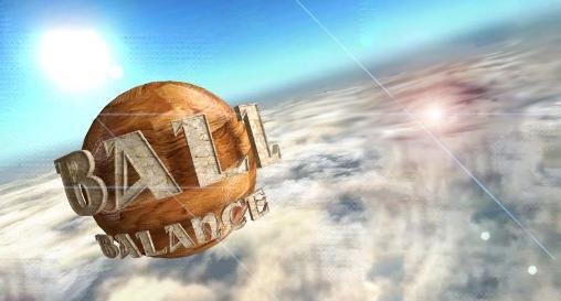 Ball balance icono