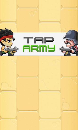 Tap army screenshots