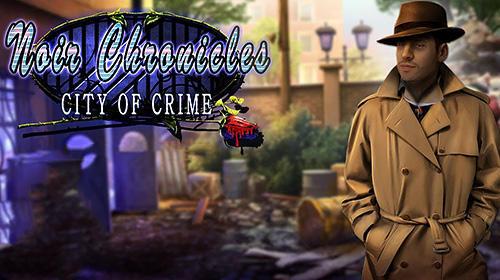 Noir chronicles: City of crime Screenshot