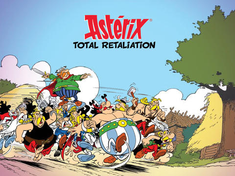 logo Asterix: Total Retaliation