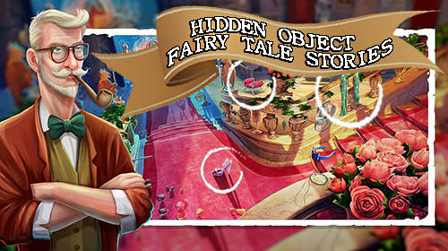 Hidden object fairy tale stories: Puzzle adventure скриншот 1