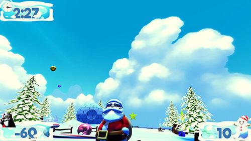Arcade-Spiele Santa's vacation für das Smartphone
