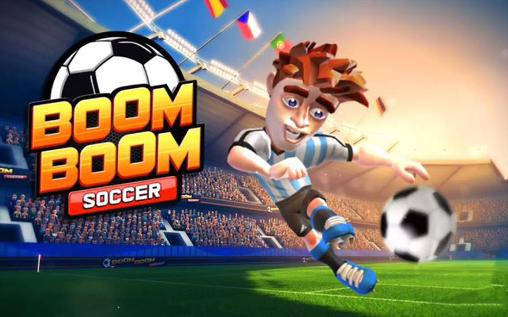 Boom boom soccer Symbol