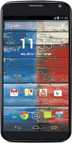 Motorola Moto X X1052 16GB apps