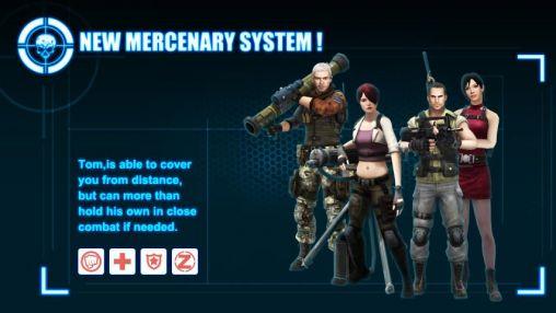 Arcade Zombie frontier 2: Survive for smartphone