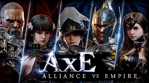 logo AxE: Allianz gegen Imperium