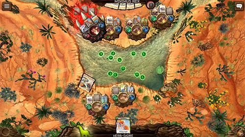 Kartenspiele Evolution: The video game auf Deutsch