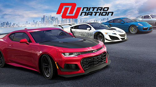Nitro nation experiment скріншот 1