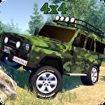 Russian cars: Off-road 4x4 icône
