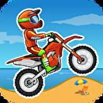 Moto X3M: Bike race game icono
