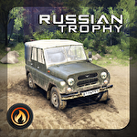 Russian trophy icon