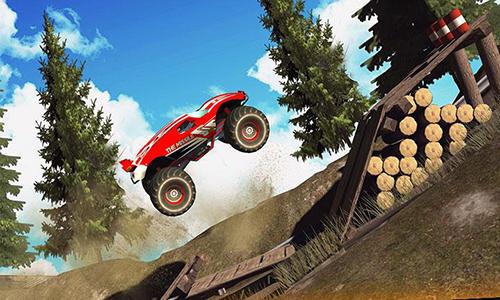 Monster truck rider 3D auf Deutsch