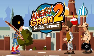 Angry Gran 2 captura de pantalla 1