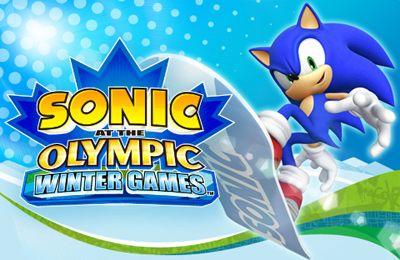 logo Sonic bei den olympischen Winterspielen
