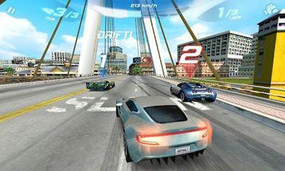 Asphalt 6 Adrenaline captura de pantalla 1