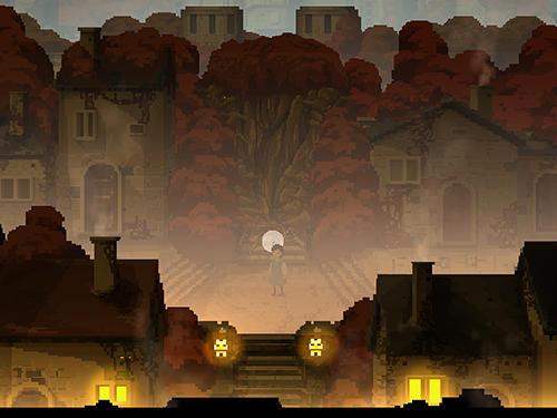 Abenteuer-Spiele The witch's isle für das Smartphone