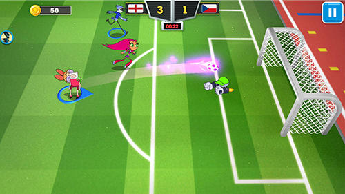 Toon cup 2018: Cartoon network's football game pour Android