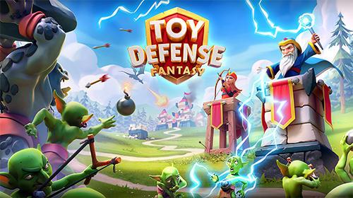 Toy defense fantasy screenshots