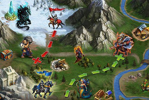 Onlinespiele: Lade Götter und Ehre auf dein Handy herunter