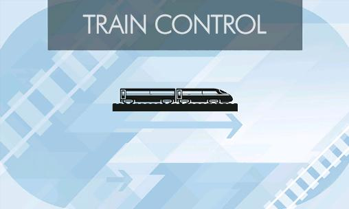 Train control screenshot 1
