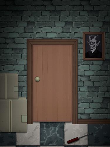 100 doors horror für Android
