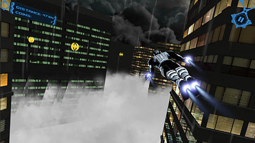 Dark knight of Gotem city screenshot 2