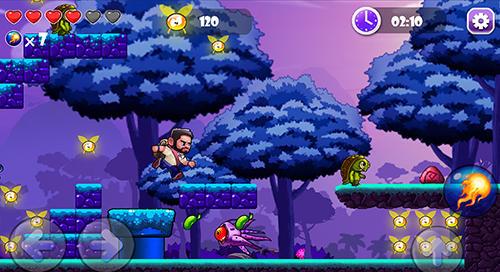 Jumping boy world für Android