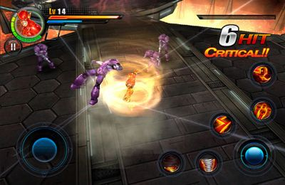 JUSTICE LEAGUE : Earth's Final Defense for iPhone for free
