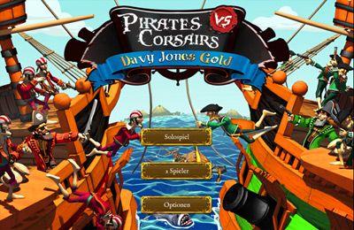 logo Piratas contra corsarios: El oro de Davy Jones HD