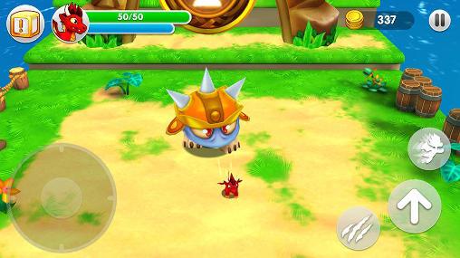 Onlinespiele Dragon land auf Deutsch
