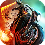 Death moto 3 icon